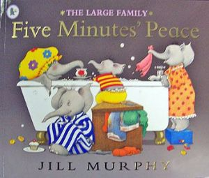 large famil five minutes peace