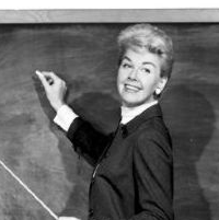 doris day teacher's pet