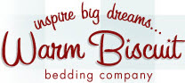 warm biscuit bedding company
